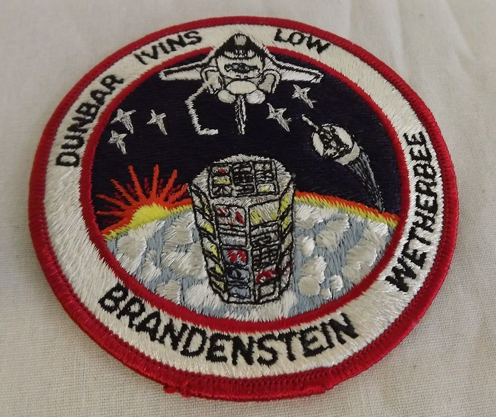blue nasa astronaut wings patches - photo #30