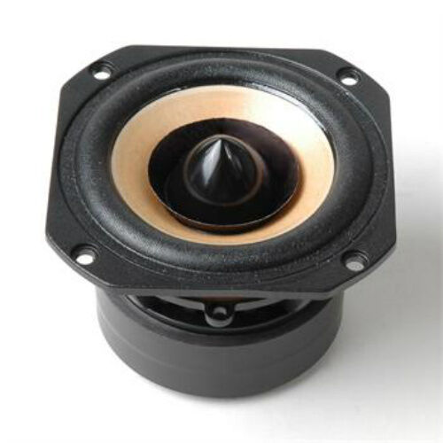 new 3 5 full range replacement speaker 6 ohm 3 1 2 woofer. Black Bedroom Furniture Sets. Home Design Ideas