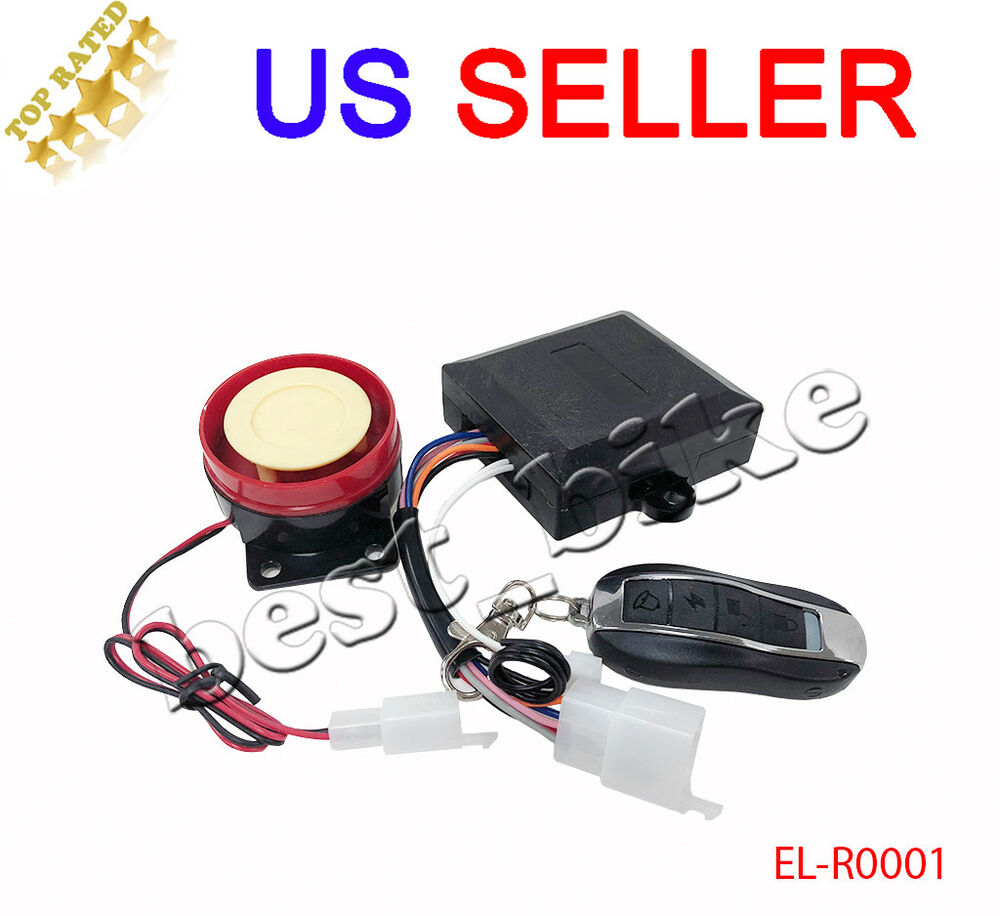 REMOTE ALARM KILL START SWITCH 50 70 90 110 125 135 cc ATV