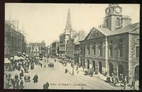 Scotland Angus DUNDEE High St early PPC Bromotype