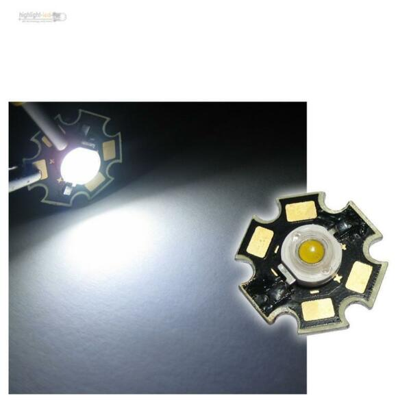 diffuse weiße LED Typ WTN-5-3800pw 20 LEDs 5mm diffus weiß white cold blanc