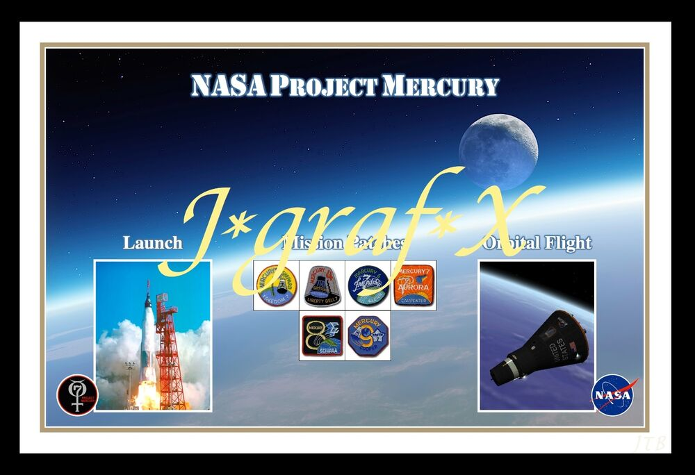 nasa patches poster - photo #2
