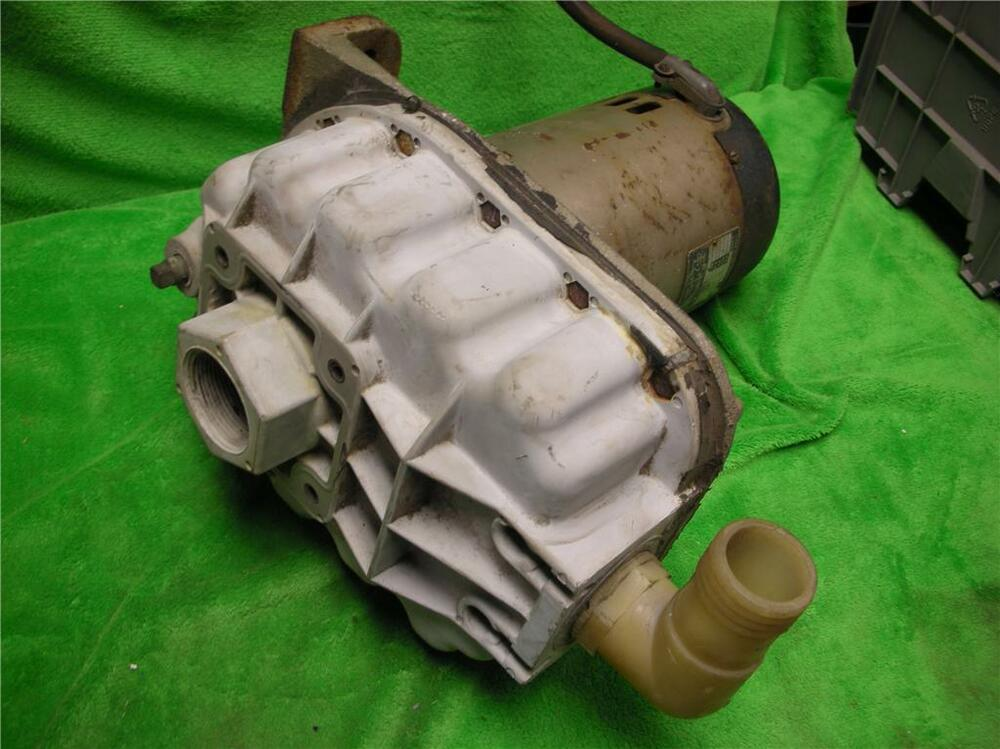 Sta Rite Kmd 37 Kmd37 3 4hp Motor Pump Pool Water C67 1p
