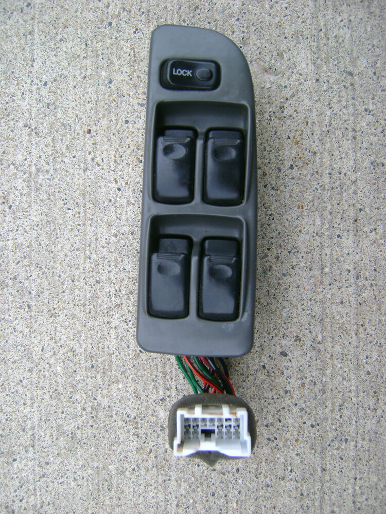 99 - 02 KIA SPORTAGE 4D SUV FRONT DRIVER LEFT SIDE MASTER ...