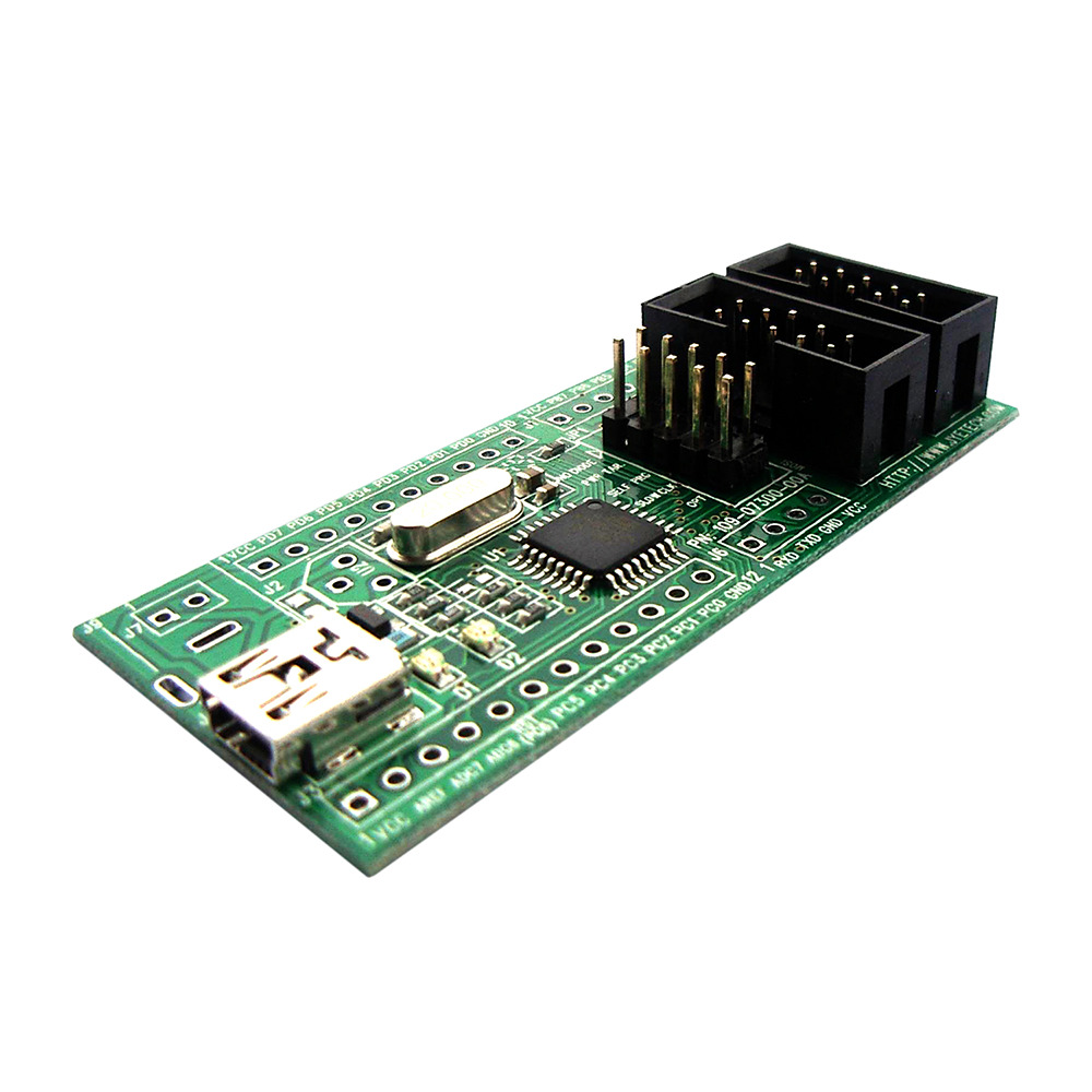 Programmer Pc Interface For Jyetech Oscilloscopes Atmel Usbasp Usb Avr Controllers 07302 Usa Ebay