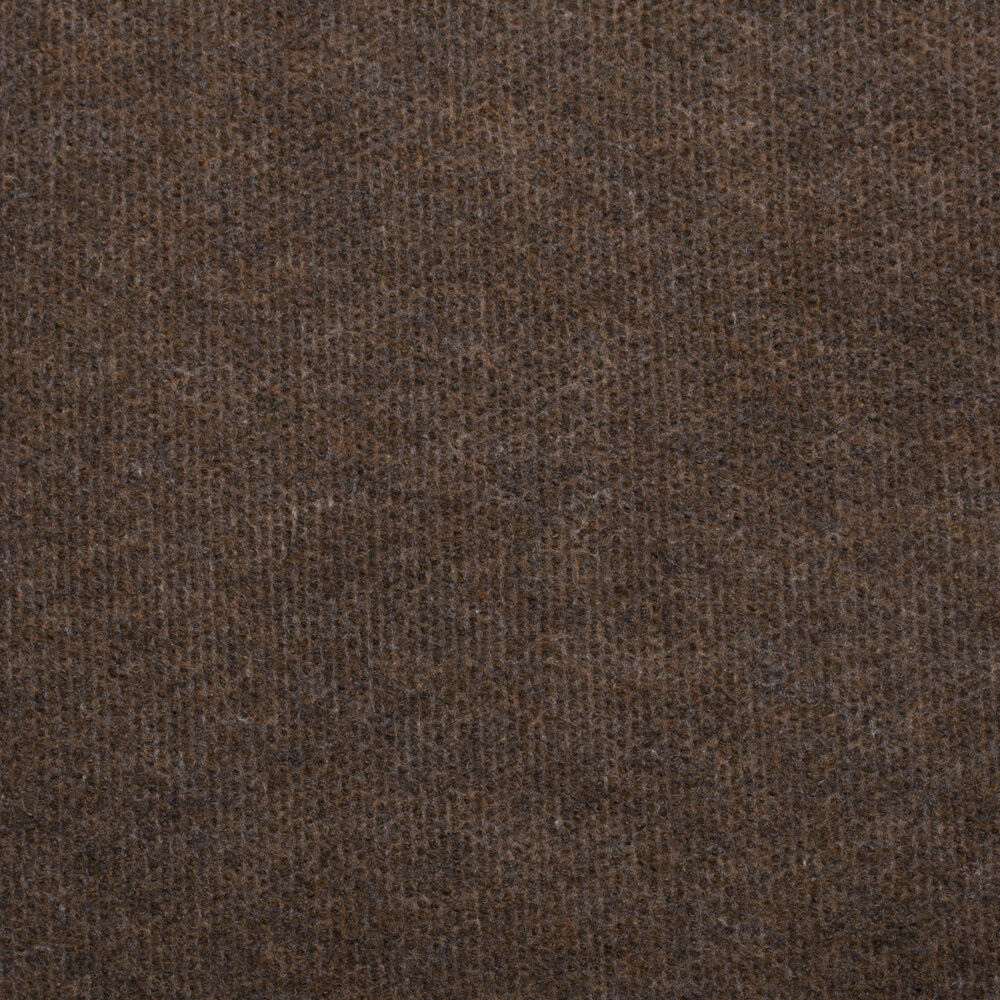 Dark brown cheap cord carpet budget floor covering for Cheap floor covering