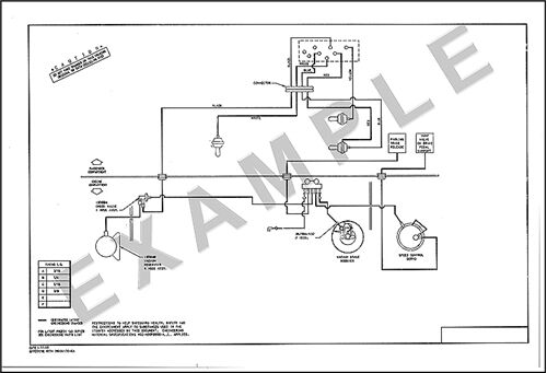 1986 ford tempo mercury topaz vacuum diagram brakes and cruise control 2 3l