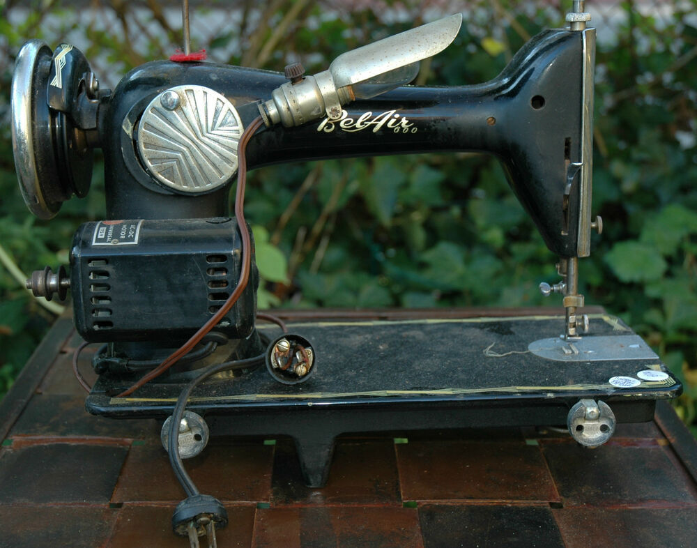 bel air 600 sewing machine