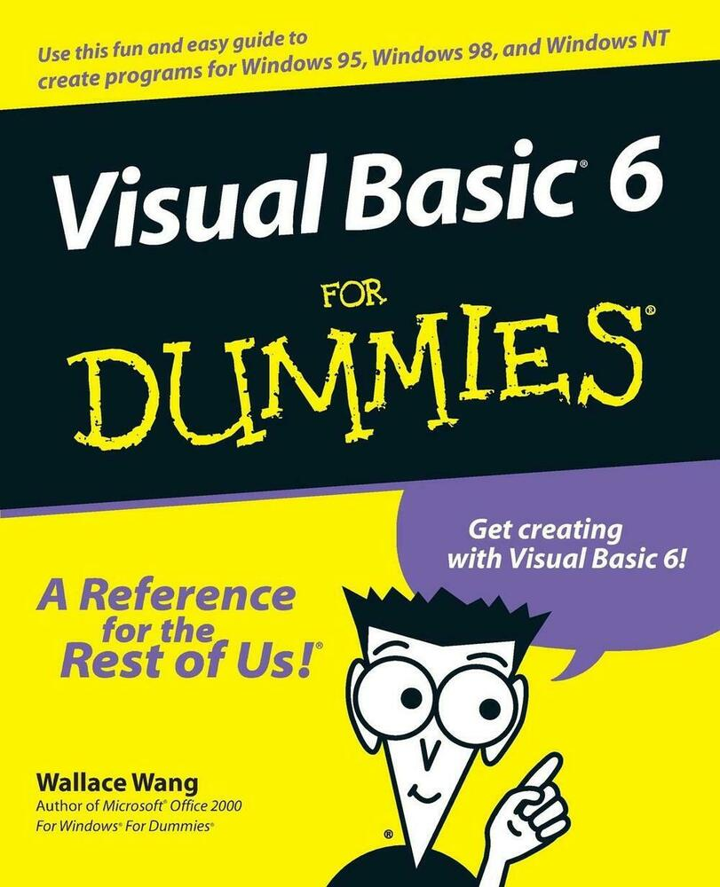 Visual Basic For Dummies Free Download