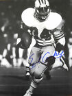 EARL CAMPBELL SIGNED in person 8x10 PHOTO PRIVATE SIGNING COA Photo proof