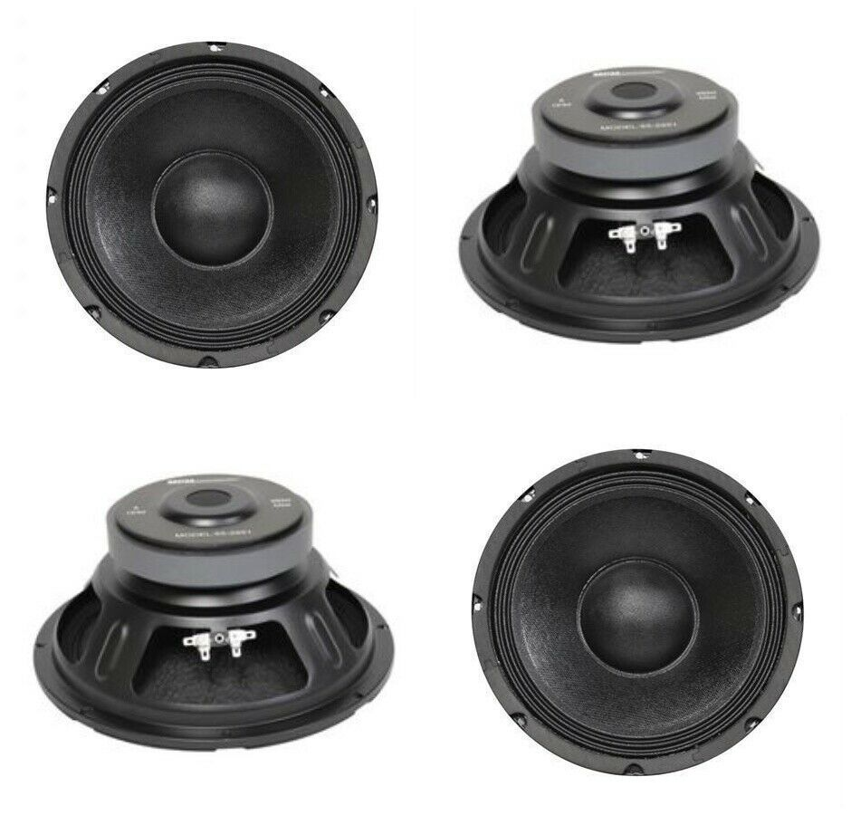 new powered bluetooth portable 12 pa speaker w wireless microphones battery ebay. Black Bedroom Furniture Sets. Home Design Ideas