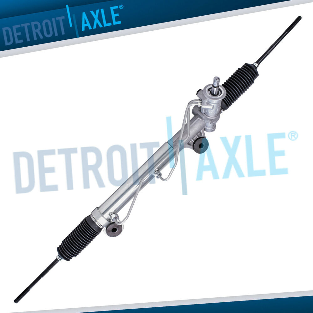 Brand New Complete Power Steering Rack And Pinion For