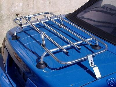 Boot Luggage Rack Carrier New Fits Mazda Mx 5 Mk1