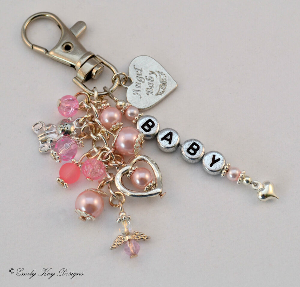 Personalised Angel Baby Heart Baby Loss Miscarriage