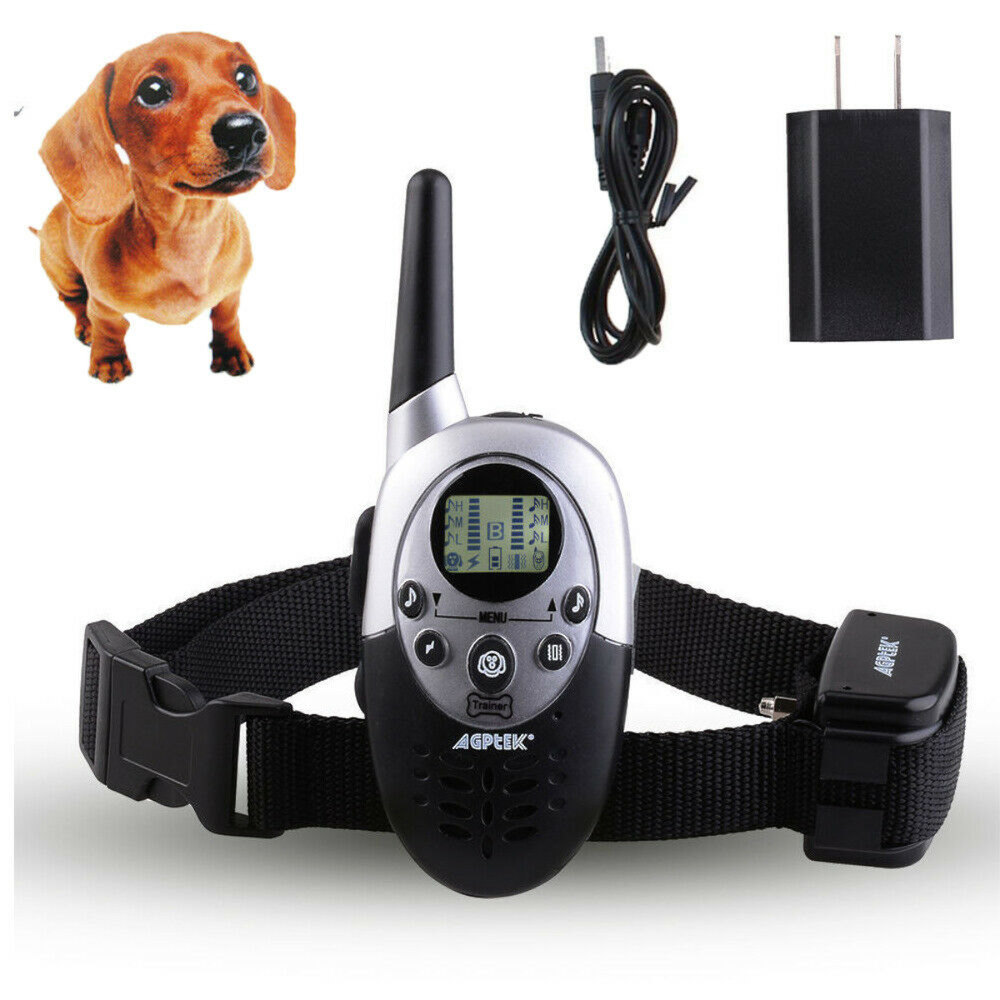 Remote Dog Training Shock Collar For  Dogs
