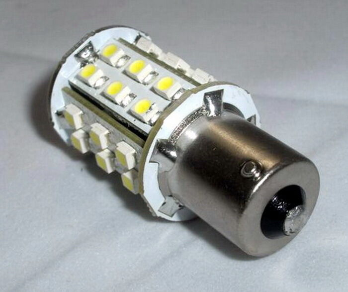 1x Ba15s Base Led Bulb Replacement For 1156 1141 Lance Travel Trailer Interior Ebay