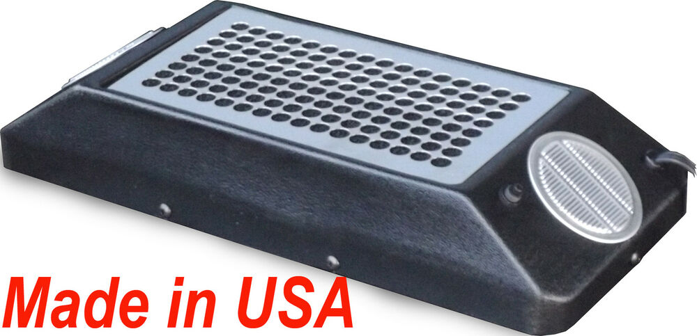 Portable Charcoal Ventilation Filter System For Any