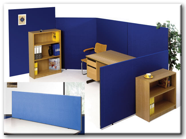free standing office partition room divider privacy screens in royal