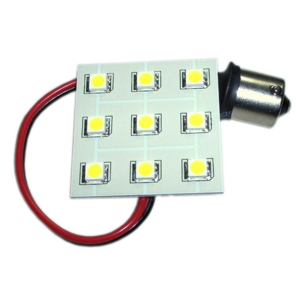 1x ba15s led bulb replacement for 1141 1156 keystone rv interior porch light ebay