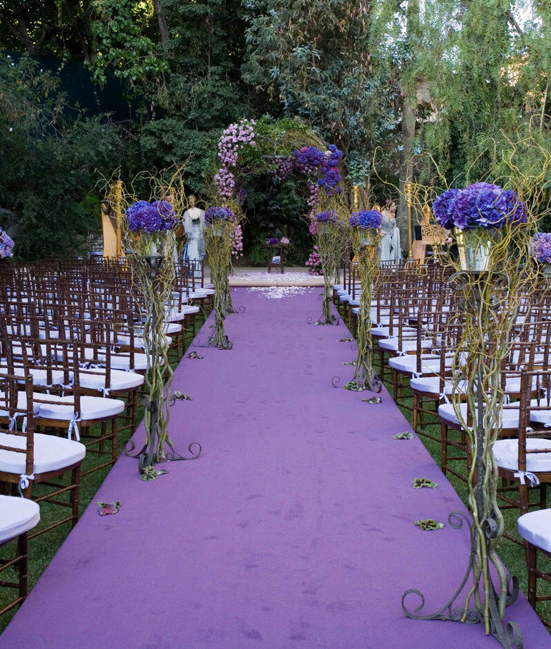 150 Ft Bridal Satin Aisle Runner 22 Colors Wedding 100