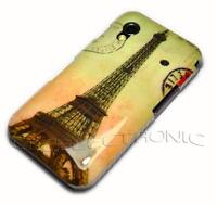 New effiel tower Gloss hard case back cover for Samsung Galaxy Ace S5830