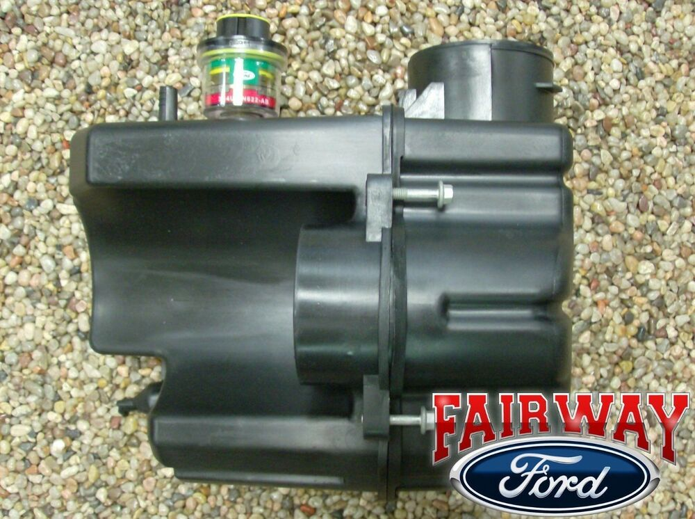 2005 2006 2007 Focus 20l Pzev Oem Ford Air Intake Chamber Resonator Rhebay: 2006 Ford Focus Air Filter Location At Gmaili.net