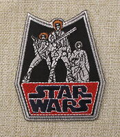 RETRO STAR WARS   Iron On/Sew On Patch Emo Goth Punk Rock