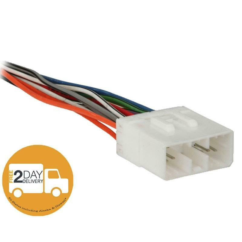 metra 70 6507 amplifier bypass wire harness for 1999 2004. Black Bedroom Furniture Sets. Home Design Ideas