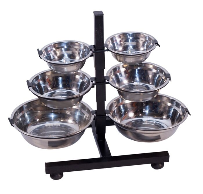 Dog Bowls With Stand Uk