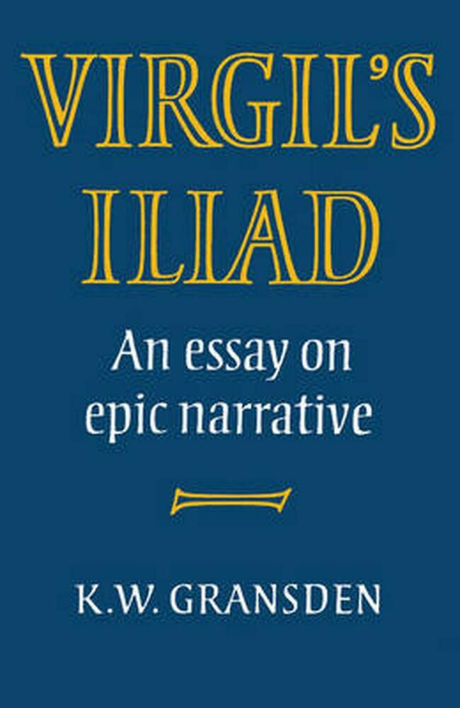 The Iliad Essay Help?