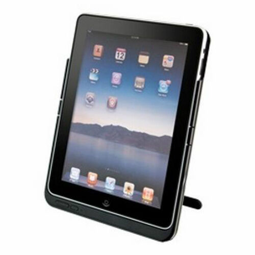 new ipad speaker stereo system stand dock pin charger input ebay. Black Bedroom Furniture Sets. Home Design Ideas