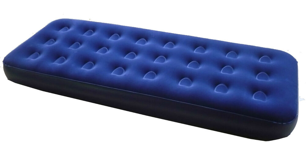 "Zaltana Single size air mattress AMT 6 x2 4""x7 5"""