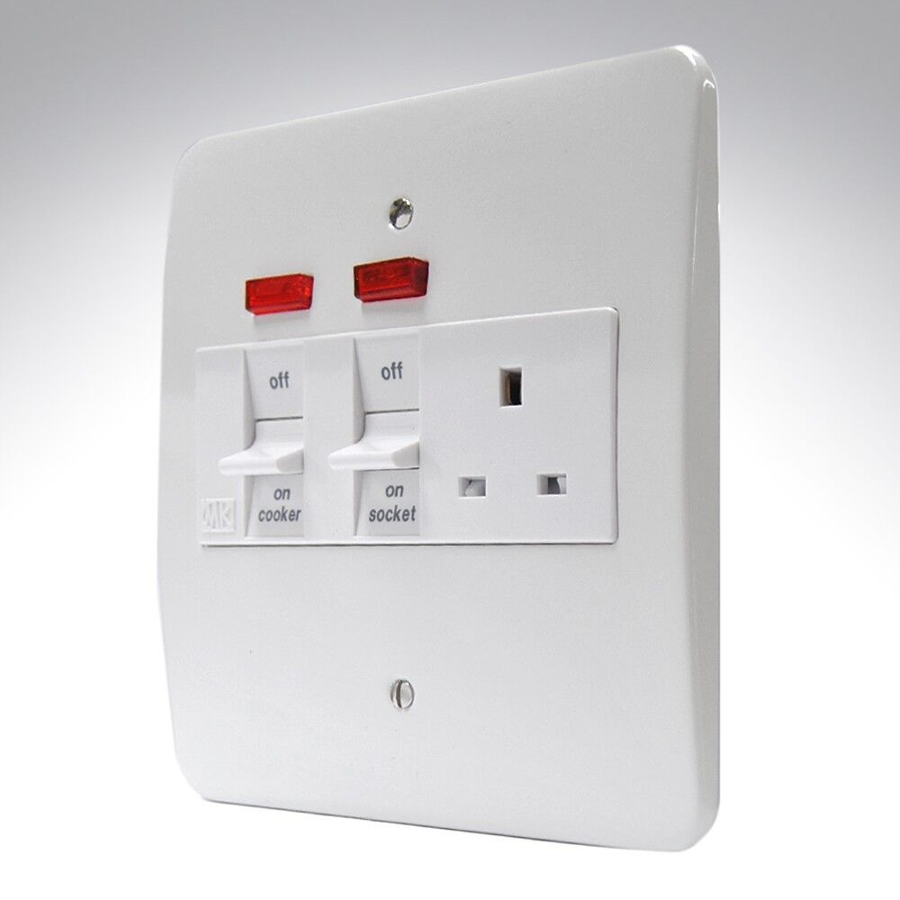 Mk K5011whi Cooker Control Unit With Neons
