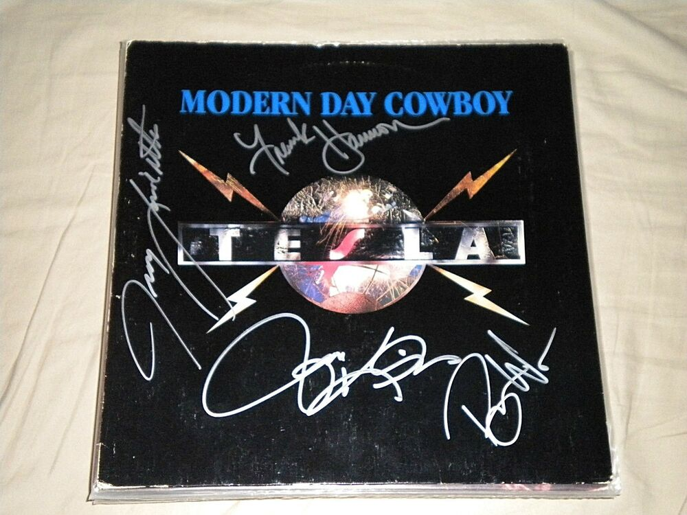 Tesla - Modern Day Cowboy Lyrics | Musixmatch