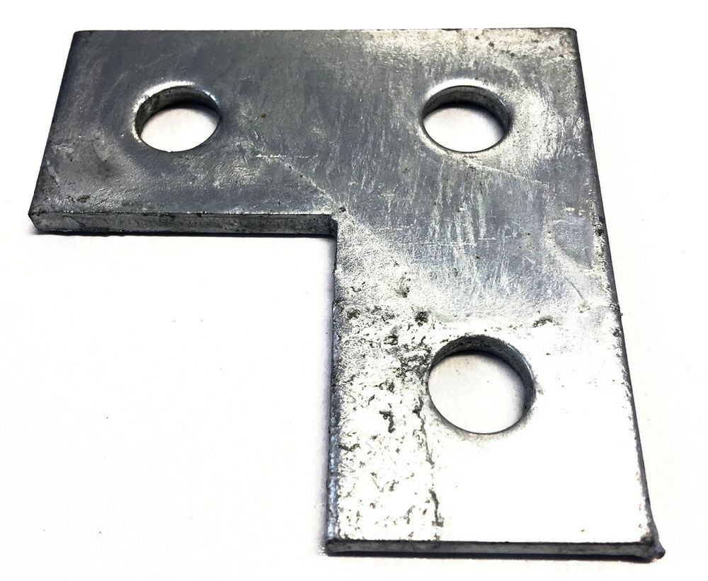 Right Angle Channel : Right angle flat plate alternative to unistrut p