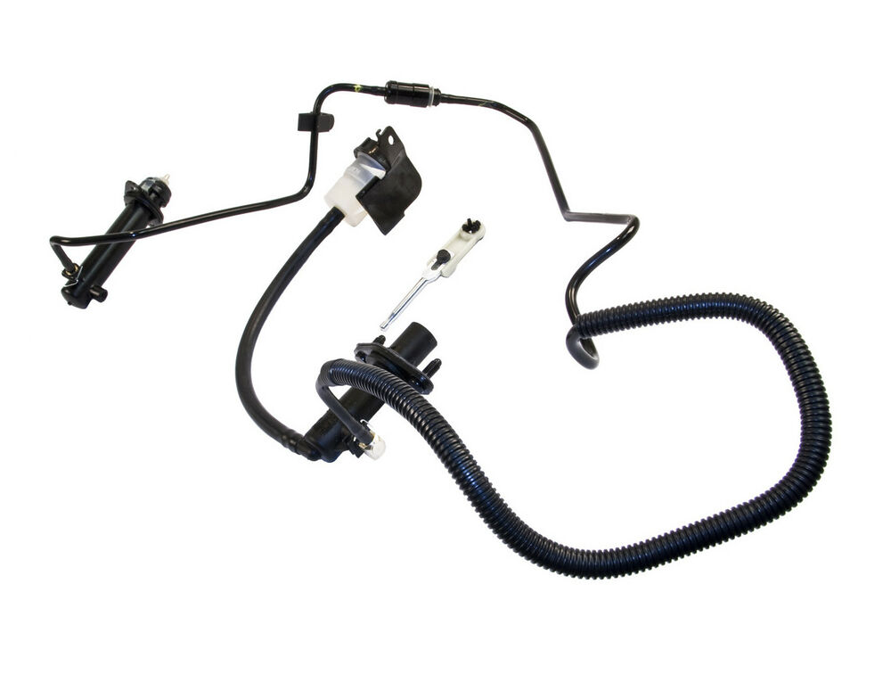 clutch master and slave cylinder with line for 00
