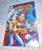 Comic Book ARCHER & ARMSTRONG Valiant Comics March 1993 # 8
