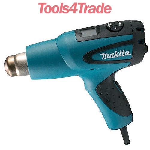makita hg651ck corded heat gun digital variable heat. Black Bedroom Furniture Sets. Home Design Ideas
