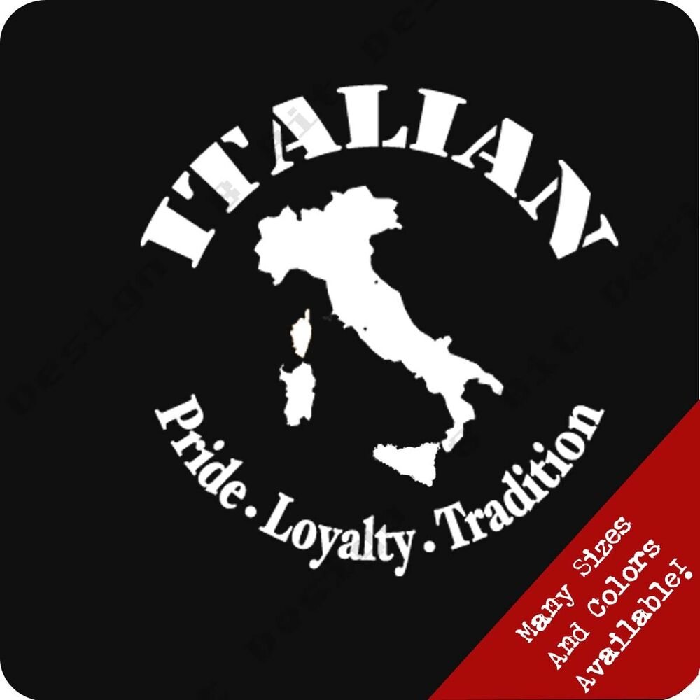 Italian Pride T Shirt Italy Tradition Country Flag Geek ...