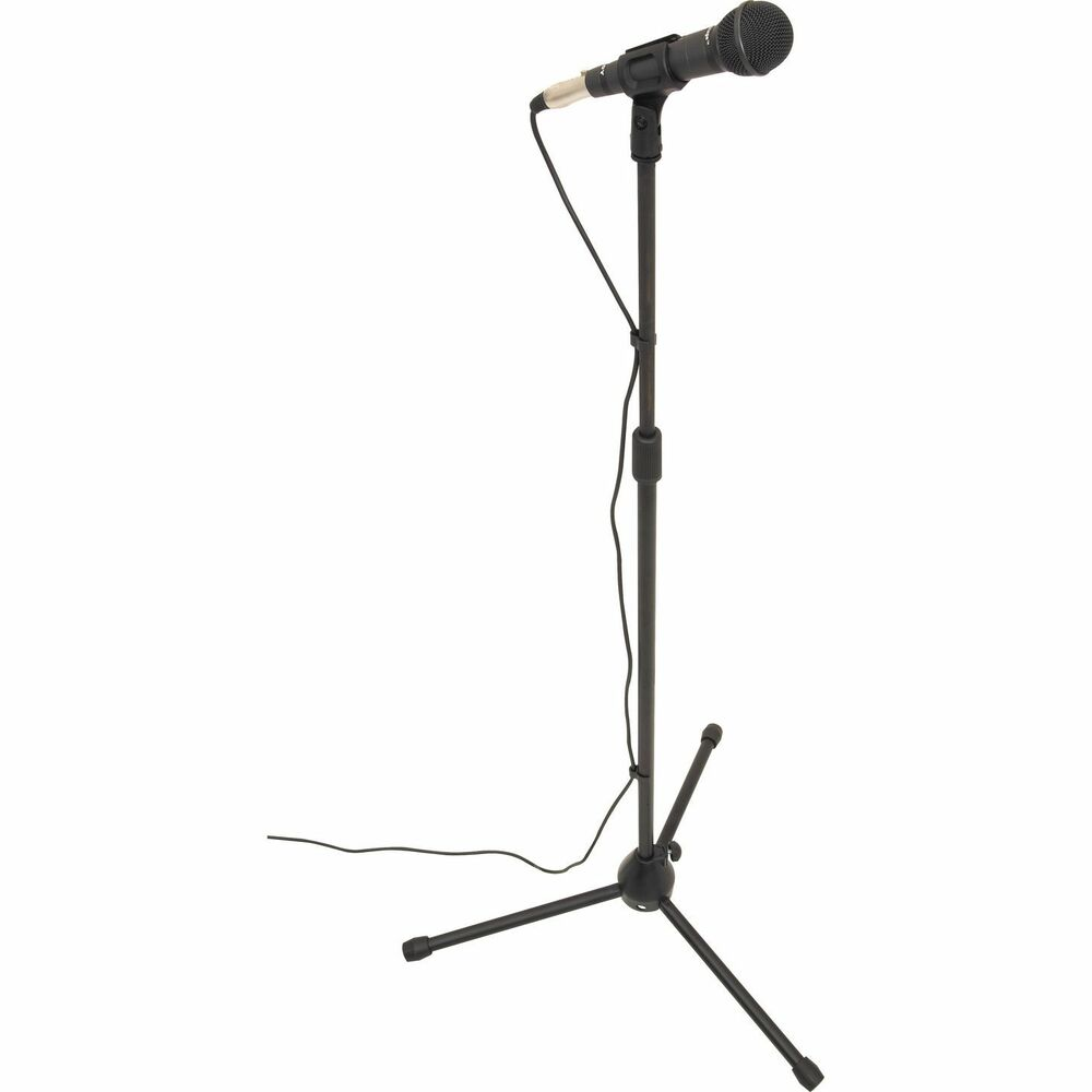 rode m1 handheld microphone with tripod mic stand and 20 39 xlr cable 698813000845 ebay. Black Bedroom Furniture Sets. Home Design Ideas