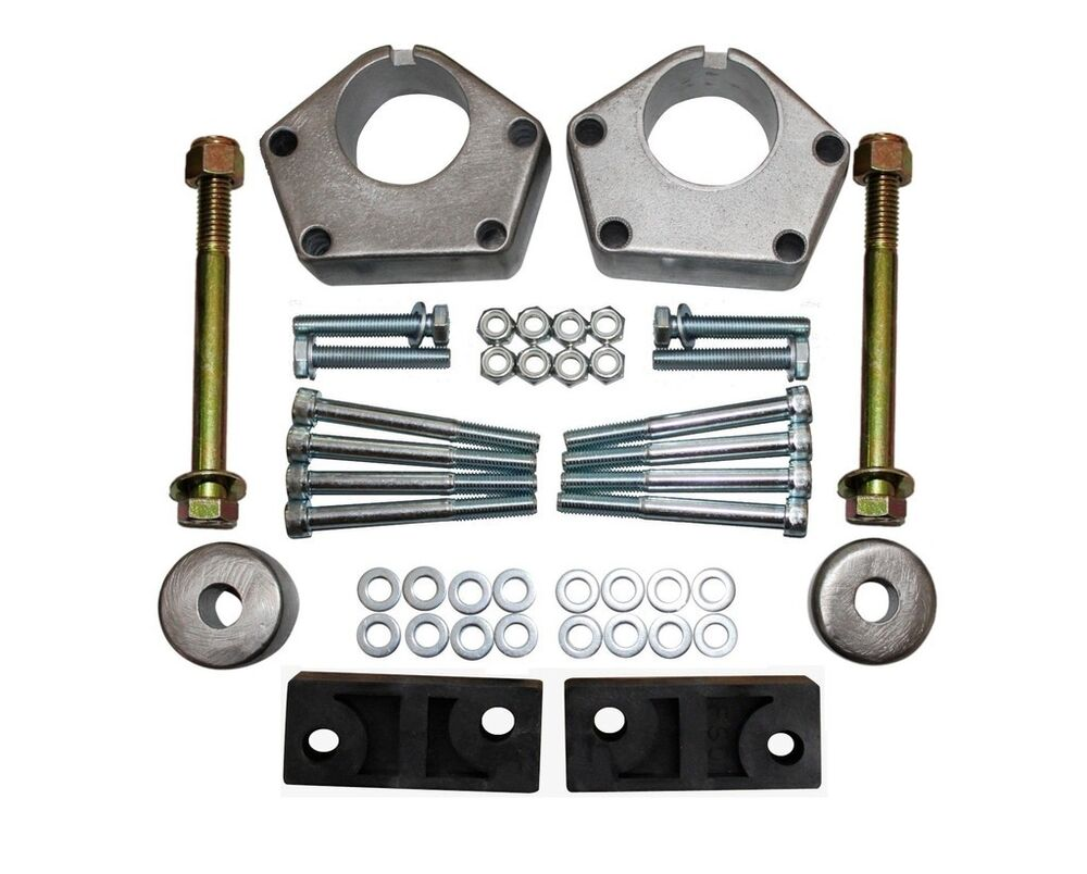 Toyota Ifs Pickup Amp 4runner 2 5 Front Lift Kit W Diff
