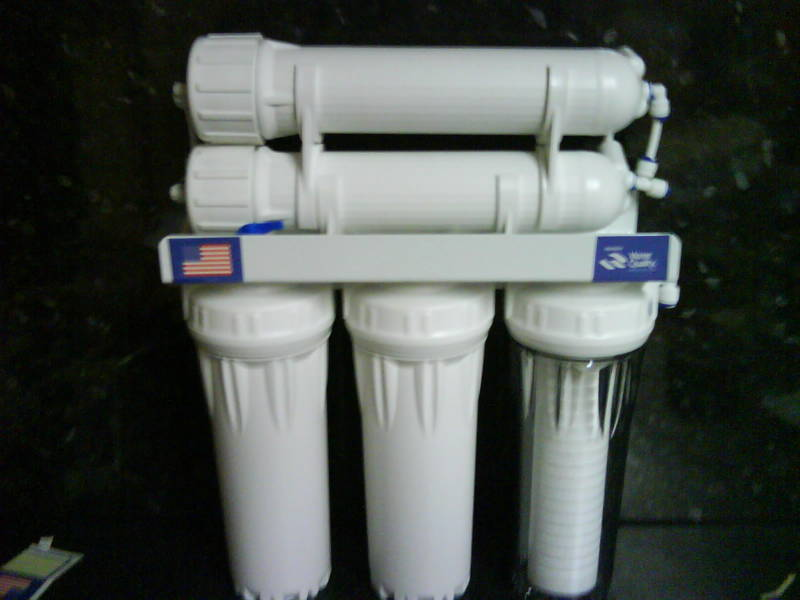 L45 300 Gpd Reverse Osmosis Pole Window Cleaning System Ebay