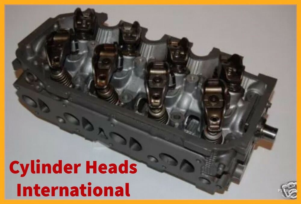 ford escort 2 0 liter single cam rebuilt cylinder head ebay. Black Bedroom Furniture Sets. Home Design Ideas