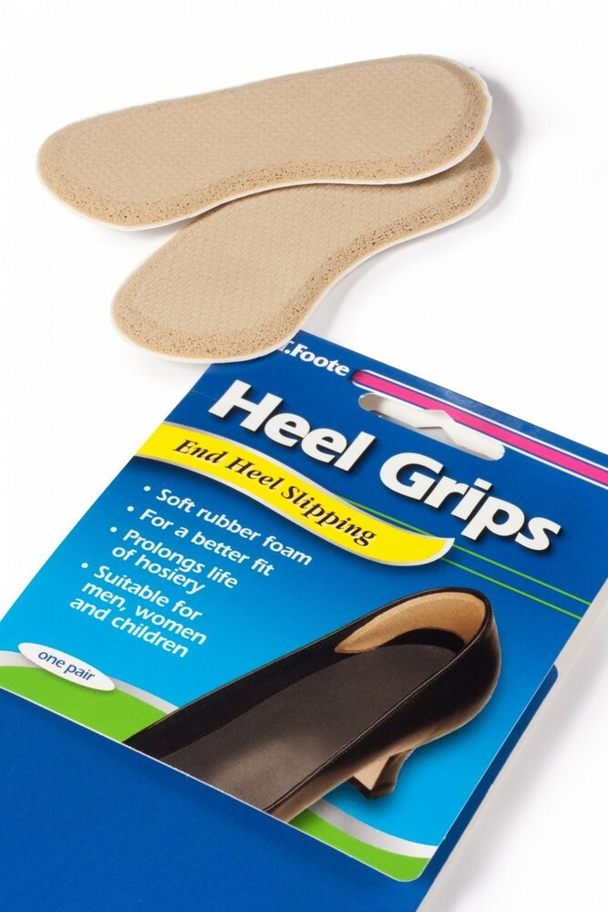 How To Prevent Heel Slippage In Shoes