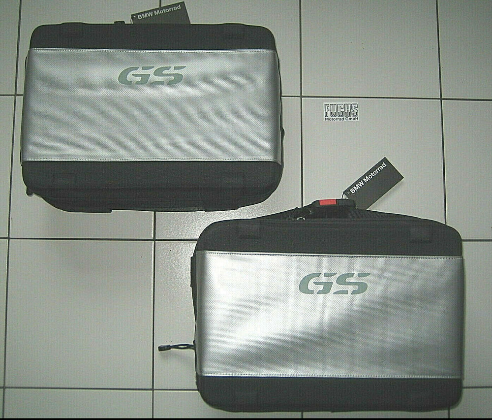 set original bmw inner bags f650gs twin f800gs r1200gs. Black Bedroom Furniture Sets. Home Design Ideas