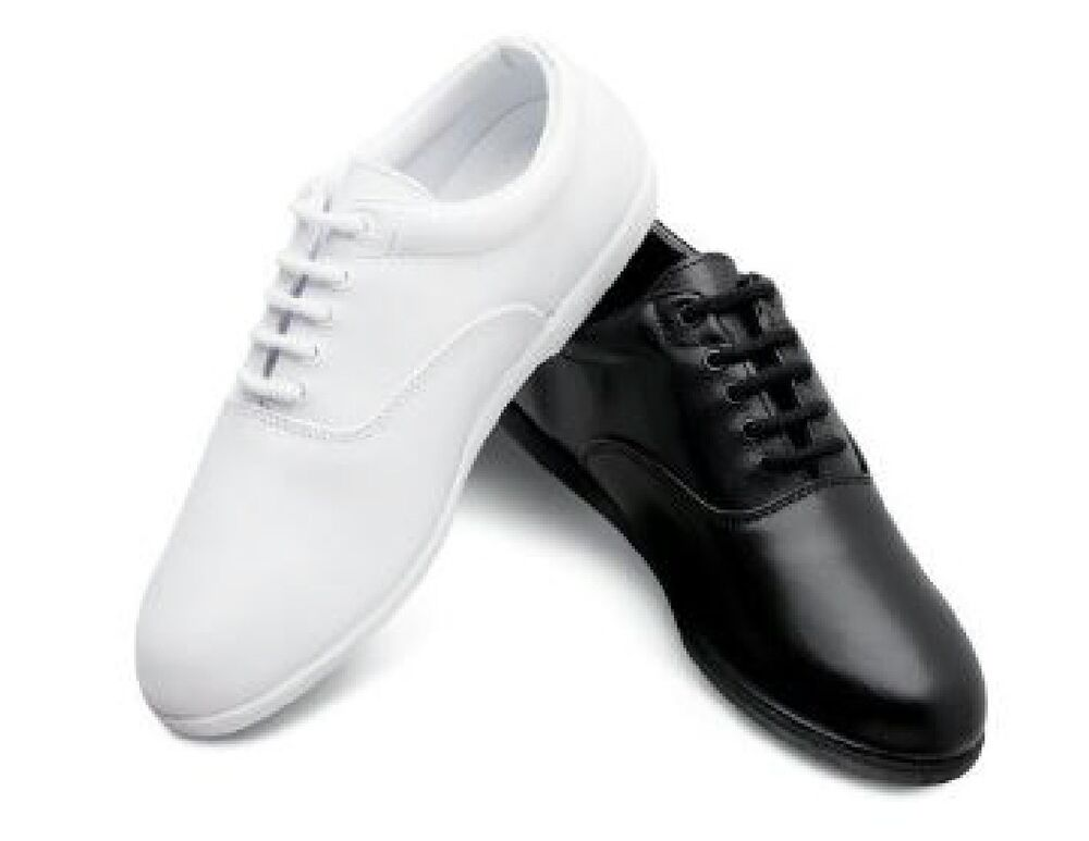 Black Marching Band Shoes