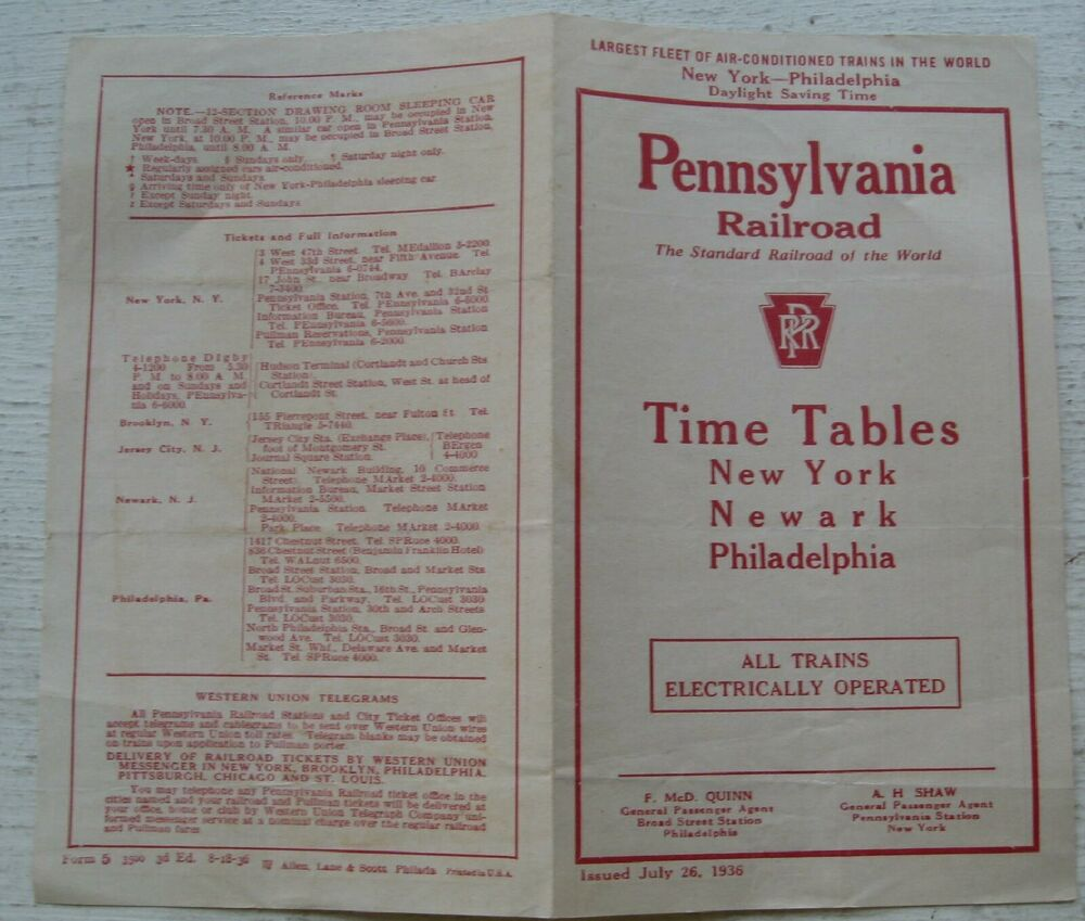 case summary pennsylvania railroad and ny In a consolidated case from the united states district court for the eastern district of pennsylvania, and from the united states district court for the district of rhode island, appellant citizens and taxpayers.