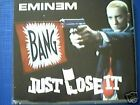 "CD SINGLE PROMO - EMINEM ""JUST LOSE IT"""