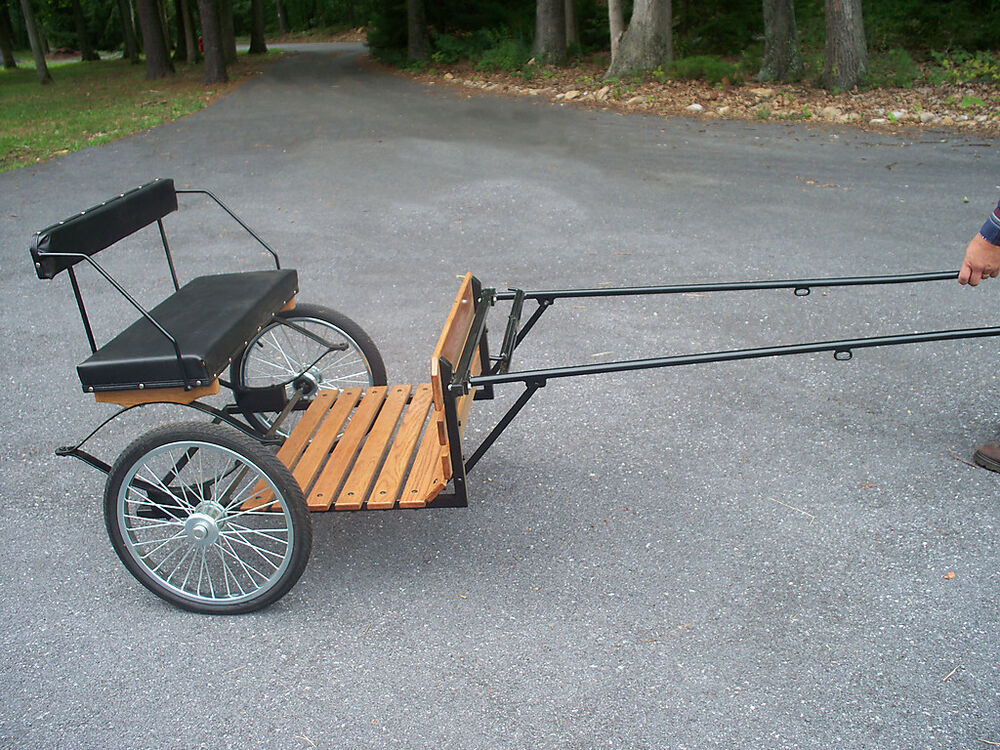 miniature horse easy entry cart driving ebay ForEasy Entry Cart Plans