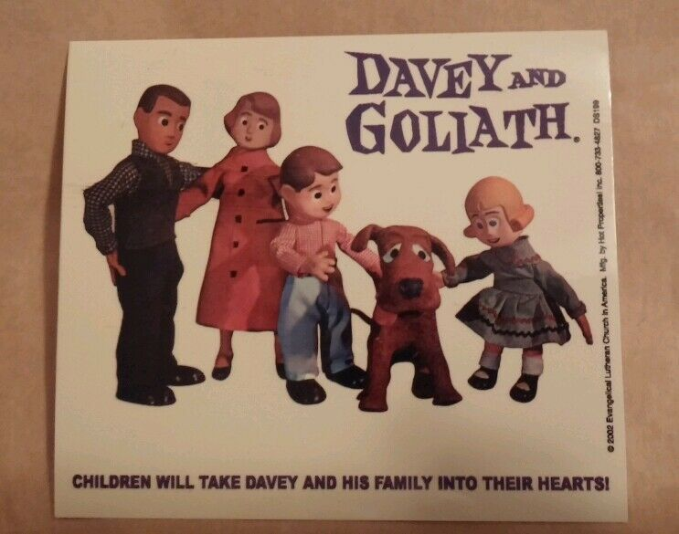 DAVEY AND GOLIATH CHILDREN FAMILY HEARTS DOG CLAY ...